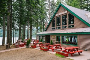 Lake of the Woods Resort, Klamath Falls:
