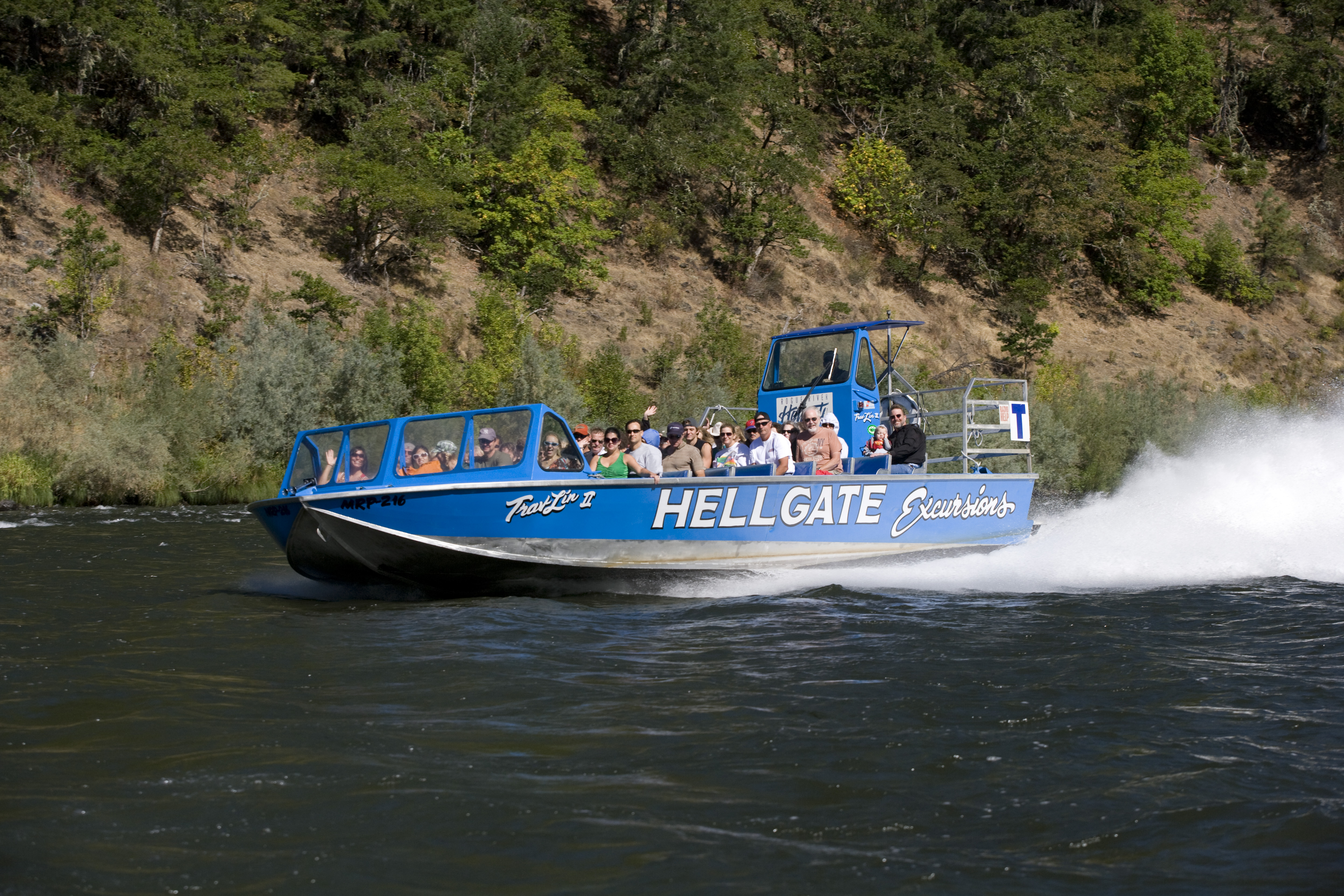 Hellgate Jet Boats, TapRock Restaurant for Best River Town Project, Grants Pass. Directed by Karen Fronek, Make it Happen