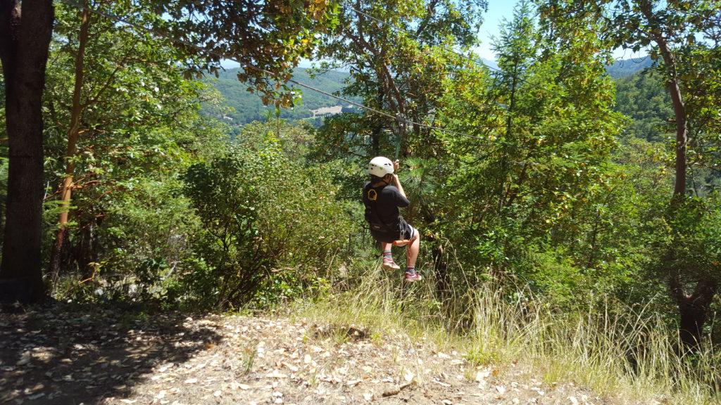 Rogue Valley Zipline - Central Point - Gold Hill - Medford - Oregon