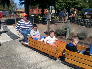 Medford Railroad Park -  Central Point - Travel Southern Oregon - What to do in Southern Oregon