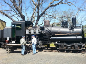 Medford Train Park - Central Point