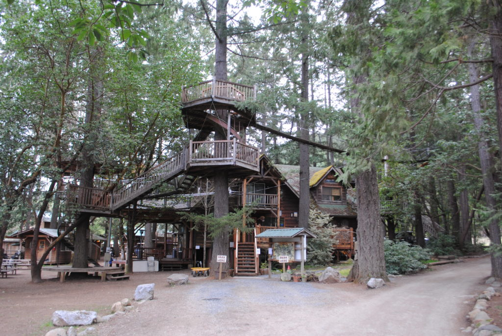 "Out'N""About Treehouse Treesort - Travel Southern Oregon - What to do in Southern Oregon"