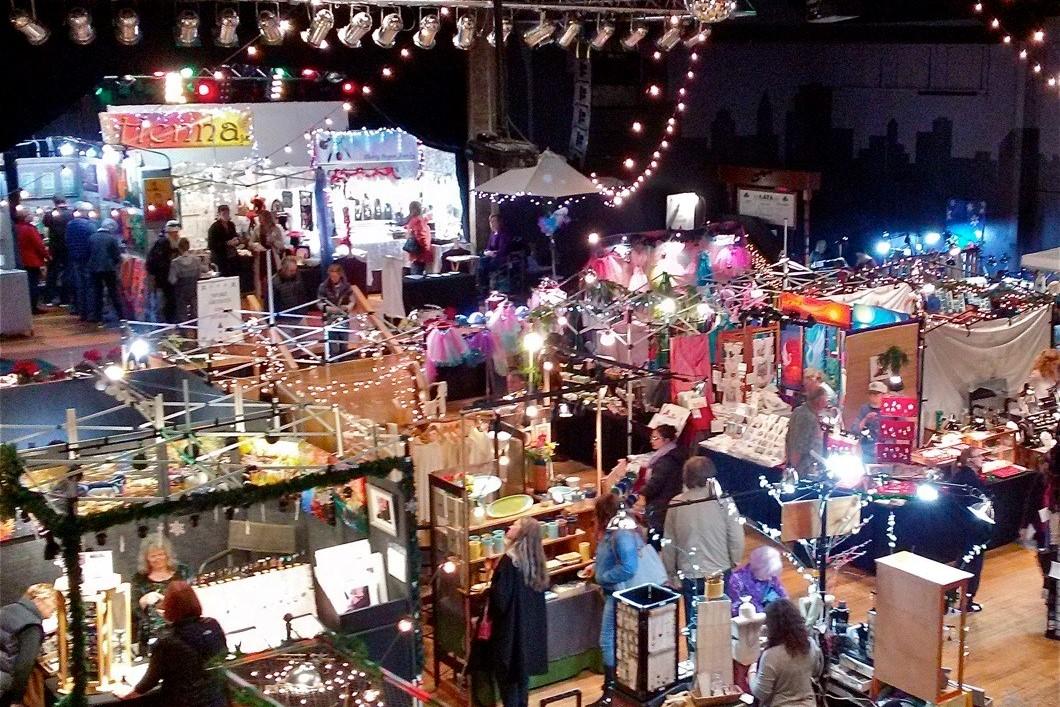 Lithia Artisans Christmas Faire - Ashland - Travel Southern Oregon - What to do in Southern Oregon