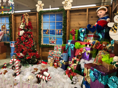 Christmas Fair - Holiday Bazaar - Douglas County - Roseburg -  What to do in Southern Oregon