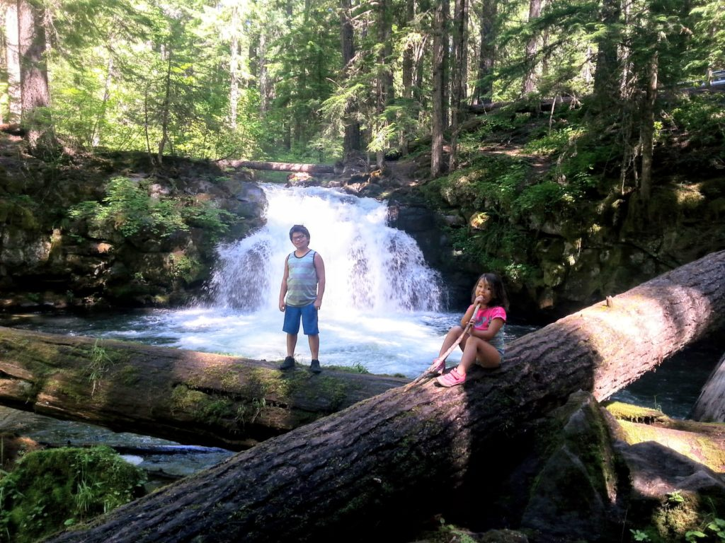 Creek Falls - Waterfalls - What to do in Southern Oregon - Travel - Things to do